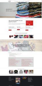 Screen Printing/T-Shirt Printing Website