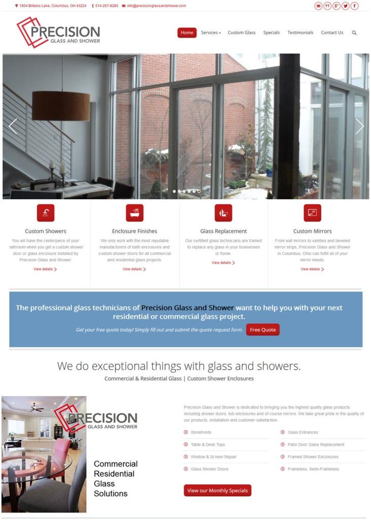 Website Design Columbus