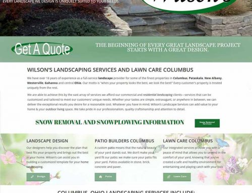 Wilson's Lawn & Landscaping